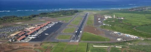 Maui international airport