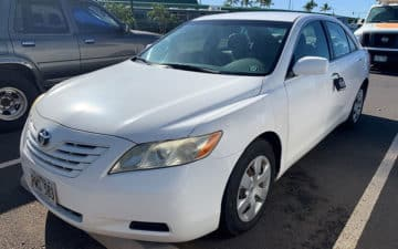 Rent Full Size Sedan Model Year 2008-2016