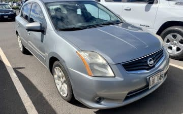 Rent Midsize Sedan - Older Year 2006-2009